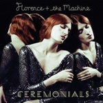 FLORENCE & THE MACHINE, ceremonials cover