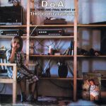Cover THROBBING GRISTLE, d.o.a. the third and final report
