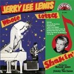 JERRY LEE LEWIS, whole lotta shakin´ goin´ on cover
