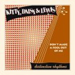 Cover KITTY, DAISY & LEWIS, don´t make a fool out of me