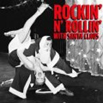 Cover V/A, rockin´n rollin with santa claus
