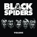 Cover BLACK SPIDERS, volume