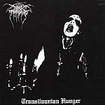 Cover DARKTHRONE, transilvanian hunger