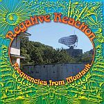 Cover NEGATIVE REACTION, frequencies from montauk