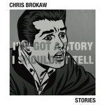 Cover CHRIS BROKAW, stories