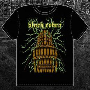 Cover BLACK COBRA, barrel_black