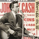 Cover JOHNNY CASH, bootleg 3:live around the world
