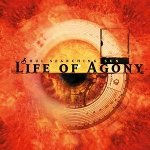 Cover LIFE OF AGONY, soul searching sun