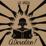 LIZ GREEN, o devotion cover