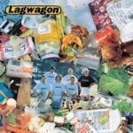 Cover LAGWAGON, trashed