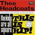 Cover HEADCOATS, the kids are all square - this is hip