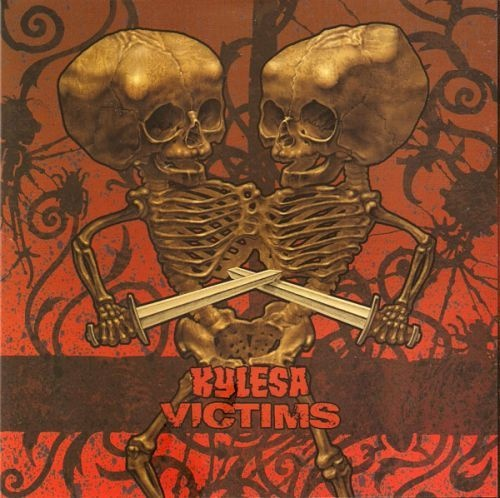 KYLESA / VICTIMS, split cover