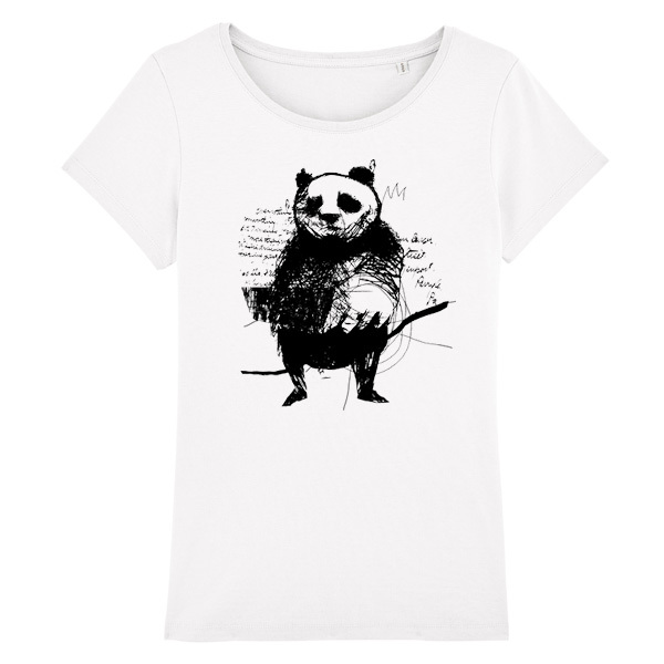 Cover HUMMEL, panda (girl), light grey