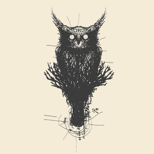 HUMMEL, owl (girl), papyrus bamboo cover