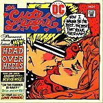 Cover STEVE E. NIX & THE CUTE LEPERS, head over heels
