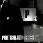 PORTISHEAD, s/t cover