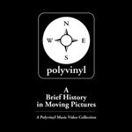 Cover V/A, polyvinyl - a brief history in moving pictures