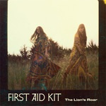 FIRST AID KIT, lion´s roar cover