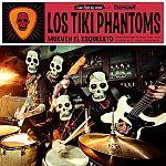 LOS TIKI PHANTOMS, mueven el esqueleto cover