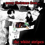 Cover WHITE STRIPES, merry christmas ...