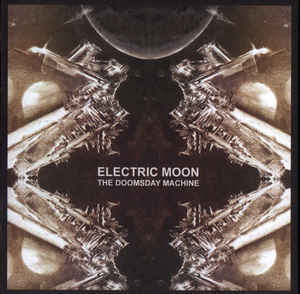 ELECTRIC MOON, doomsday machine cover