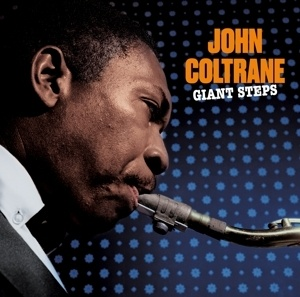 Cover JOHN COLTRANE, giant steps