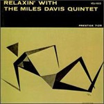 Cover MILES DAVIS, relaxin´ with