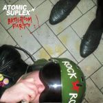 Cover ATOMIC SUPLEX, bathroom party