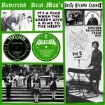 V/A, reverend beatman dusty record cabinet vol. 2 cover