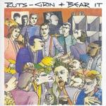 Cover RUTS, grin & bear it