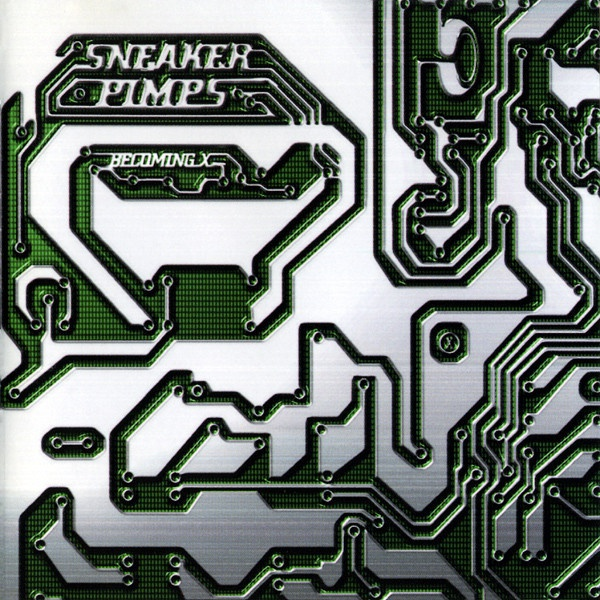 SNEAKER PIMPS, becoming x cover