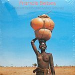 Cover FRANCIS BEBEY, african electronic music 1975-1982