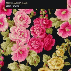 Cover MARK LANEGAN BAND, blues funeral