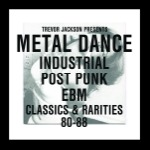 Cover V/A (TREVOR JACKSON PRESENTS), metal dance