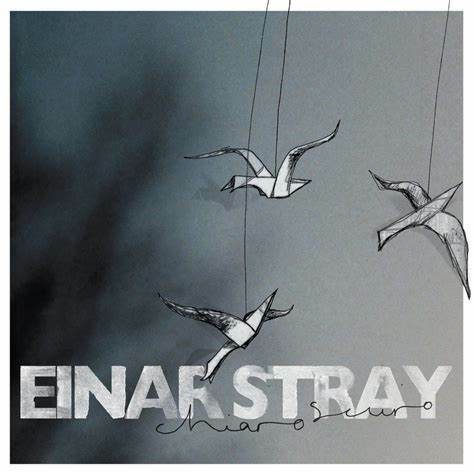 Cover EINAR STRAY, chiaroscuro