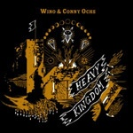 Cover WINO & CONNY OCHS, heavy kingdom