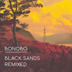 Cover BONOBO, black sands remixed