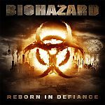 Cover BIOHAZARD, reborn in defiance