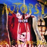 AUTOPSY, acts of the unspeakable cover