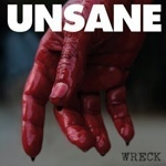 Cover UNSANE, wreck