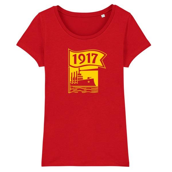 ORANGE BEAT, 1917 (girl), red cover