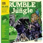 V/A, rumble in the jungle cover