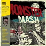 Cover V/A, monster mash