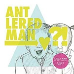 Cover ANTLERED MAN, giftes part I & II