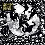 NAPALM DEATH, utilitarian cover