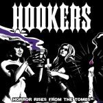 Cover HOOKERS, horror rises from the tomb