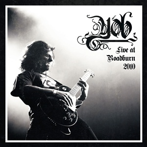 YOB, live at roadburn cover