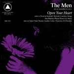 Cover THE MEN, open your heart