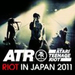 Cover ATARI TEENAGE RIOT, live in japan
