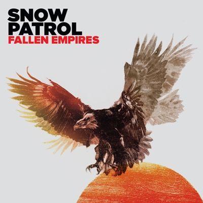 SNOW PATROL, fallen empires cover